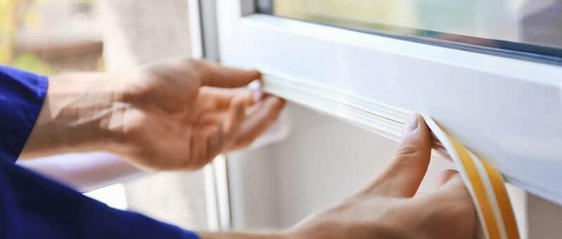 Уплотнители для пластиковых окон