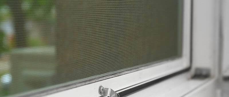 Крепеж для москитной сетки