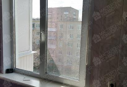 Замена кухонного окна на пр. Строителей