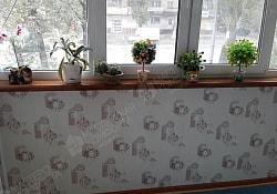 Утепление и отделка балкона ул. Чернышевского