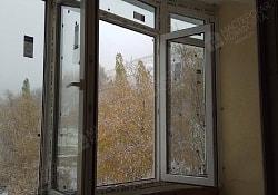 Остекление квартиры и лоджии ул. Шекловичная